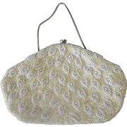 Vintage Sequin and Seed Bead Evening Bag – Mr. John Hong Kong Purse