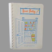 Vintage 1979 Anne's Pantry Cookbook – St. Anne's Woman's Club Recipe Book