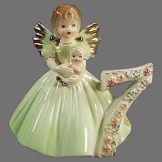 Vintage #7 Josef Original Birthday Angel - Age Seven