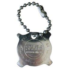 Vintage Craftsman 4-Way Pocket Screwdriver Keychain – 70th Anniversary Commemorative
