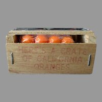 Vintage Promotional Souvenir Mailer - Antioch California Orange Crate