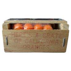 Vintage Promotional Souvenir Mailer - Antioch California Orange Crate