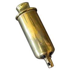 Vintage Brass Siren Whistle – Working Condition