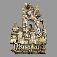 Vintage Tinkerbell - Magic Kingdom Disneyland Souvenir Key Chain
