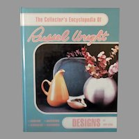 Vintage 1990 Hardbound Reference Book – Russel Wright Designs by Ann Kerr
