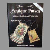 Antique Purses Reference Book - Richard Holiner Revised 2nd Edition – Great Photos