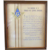 Vintage Buzza Motto Print – The Work of a True & Loyal Mason