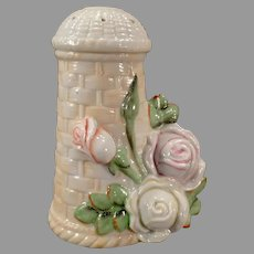 Vintage Schafer & Vater Hat Pin Holder – S&V Hatpin Holder with Roses