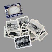 Vintage Souvenir Photo Pack Mailer - Black & White Photographs of Honolulu Hawaii T.H.