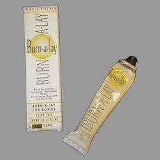 Vintage Bauer & Black Burn-a-lay Medical Advertising – Fun for Bathroom Decor