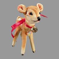 Vintage Steiff Bambi Deer with Original Steiff Hang Tag