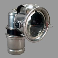 Vintage Hawthorne Ole Sol Bicycle Lamp – Antique Carbide Lamp