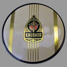 Small, Vintage Excelcis Lois Fair Cleansing Creme Tin