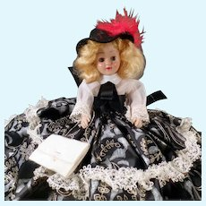 Vintage Duchess Doll, Dolls of All Nations Series - Gibson Girl with Original Box