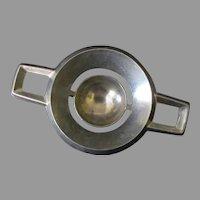 Vintage Aluminum Dotti Westmark Egg Separator - 1950's West Germany