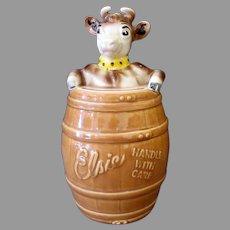 Vintage Elsie the Cow Cookie Jar – Borden Advertising