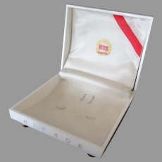 Vintage Jewelry Presentation Gift Box for Hickok Cuff Links and Tie Tack
