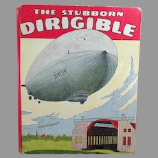 Vintage Book – The Stubborn Dirigible and Other Stories by Wallace Wadsworth