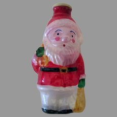 Vintage Christmas Tree Ornament Light Bulb Cover – Santa Claus