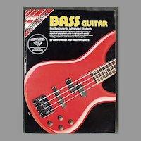 Progressive Bass Guitar for Beginner to Advanced Students - 1992 Book, Paperback