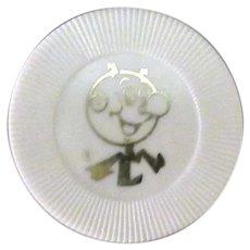 Vintage Reddy Kilowatt Advertising Poker Chip