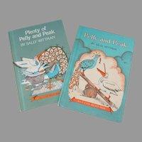 Child's Vintage Storybooks – Pelly & Peak & Plenty of Pelly & Peak