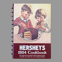 Vintage Hershey's 1934 Cookbook – Revised and Expanded 1971 Edition