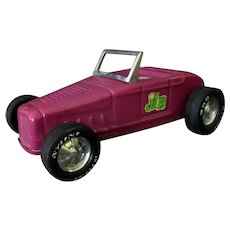 Vintage Nylint Hot Rod Jalopy Roadster Car with Original Decals – Plum Purple