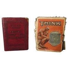 Vintage Olympia Washington Capital Savings & Loan Coin Bank with Original Sleeve Box