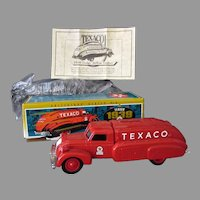 1993 Ertl Texaco #10 Dodge Airflow Bank - Ertl Die Cast with Original Box
