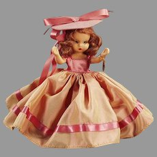 Vintage #92 Nancy Ann Autumn Storybook Doll with Tag and Original Box
