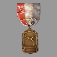 Vintage 1925 Pole Vault Sports Medal – Lowe & Campbell