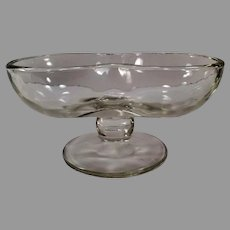 Vintage Soda Fountain Glassware - Double Scoop Sundae Dish - Three (3) Available