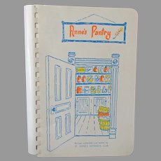 Vintage Recipe Book - 1979 Anne's Pantry Cookbook – St. Anne's Woman's Club