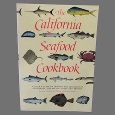 Old California Seafood Cookbook – 1980's Paperback