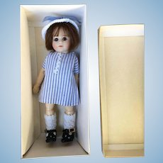 Rare original loulotte mint in box first model big eyes, Bleuette sister