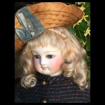 Rare cruchet french fashion doll 17 inches tall