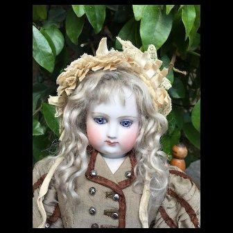 Rare cruchet Doll, 18 Inches unusual model