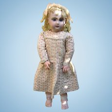 Nice jumeau french Doll open Lauth Size 12