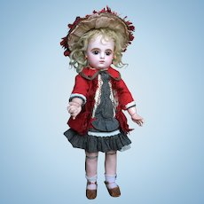 Wonderful FG8 french bisque Doll 19,2 inches