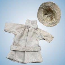 Bleuette outfit «la rafale» 1928 years