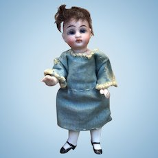All bisque French mignonette doll