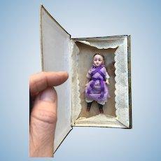 Small all bisque Simon et halbig mignonette doll, all bussue