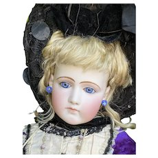 French fashion bisque doll Pierre Emile Jumeau 30 inches
