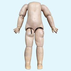 Small Jumeau body 10 inches tall
