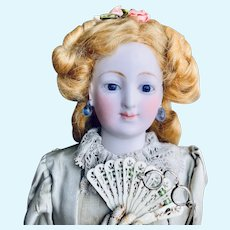 Wonderful Roullet Decamps automaton 22 inches tall