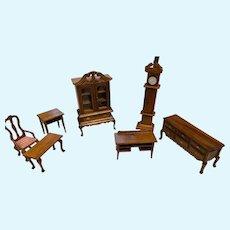 Small furniture for all bisque mignonnette dolls