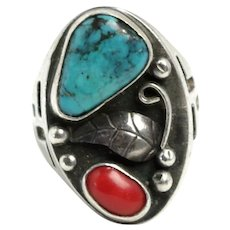 cb043f8af3eaa Vintage Silver Sterling Jewelry Rings | Ruby Lane