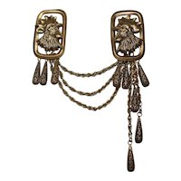Joseff Rooster Chatelaine