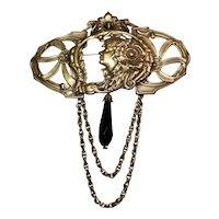 Joseff Lady Chain Pin